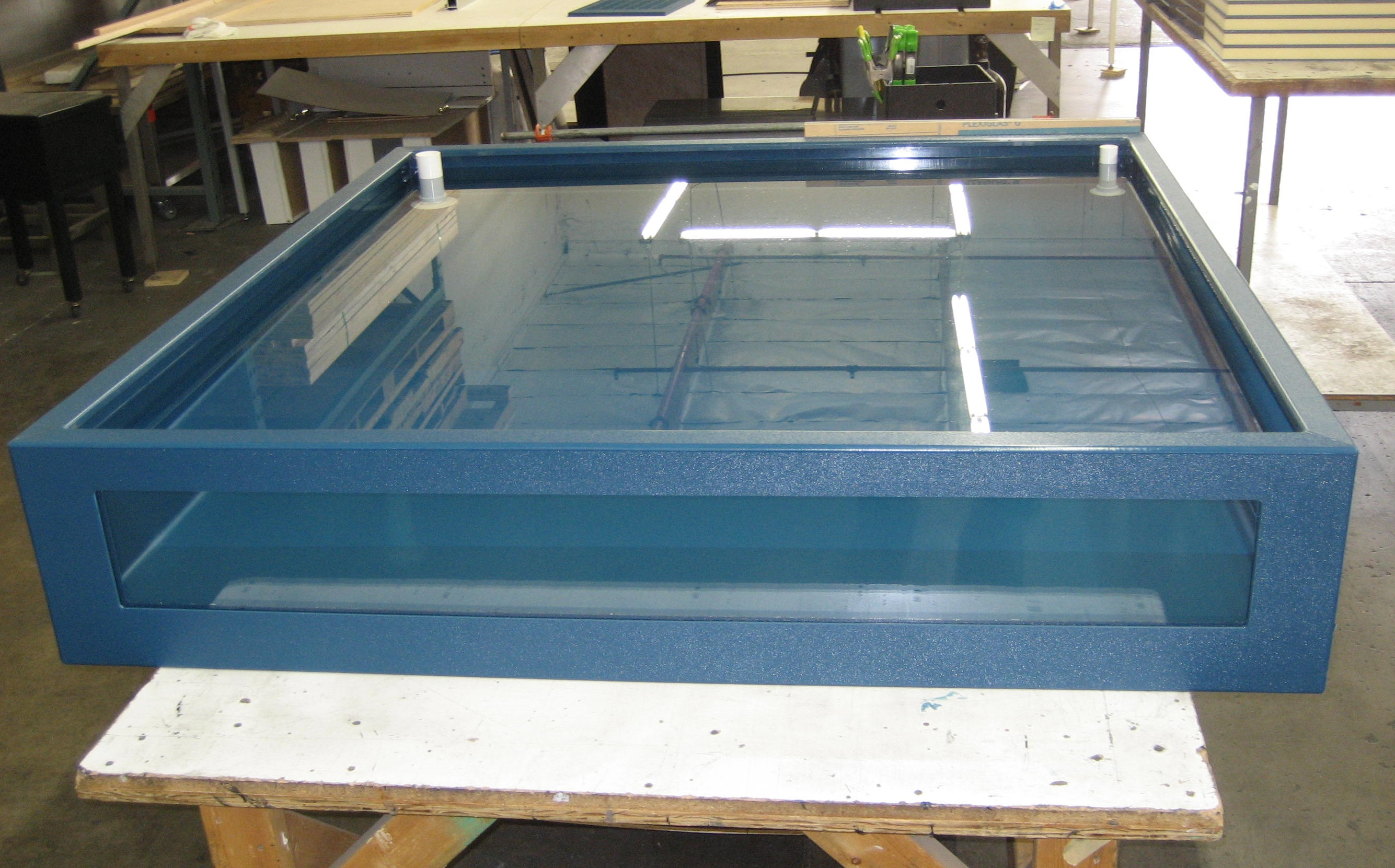 Insulated Plastic Tanks Aqualogic
