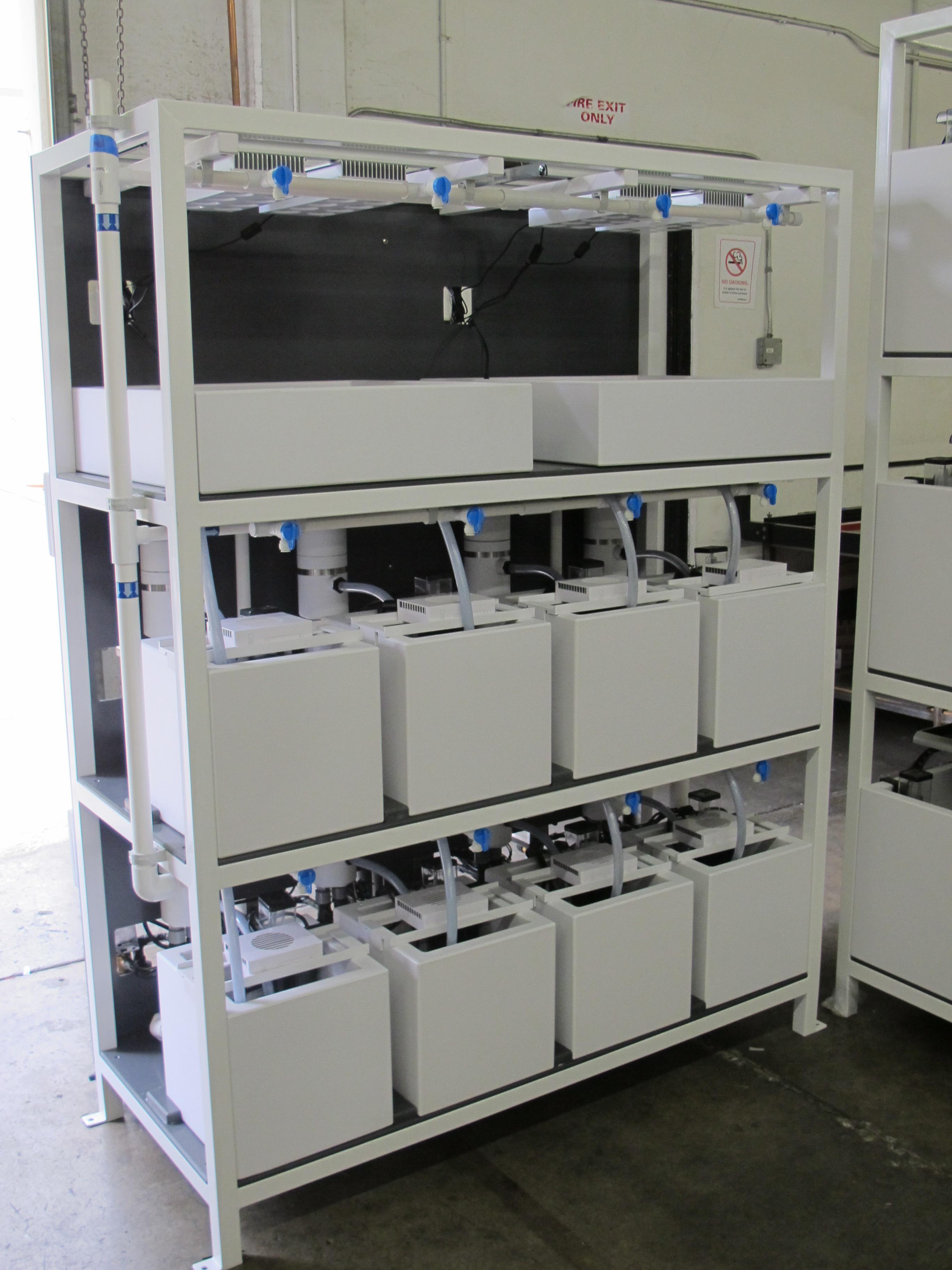 Quarantine Rack Systems Aqualogic