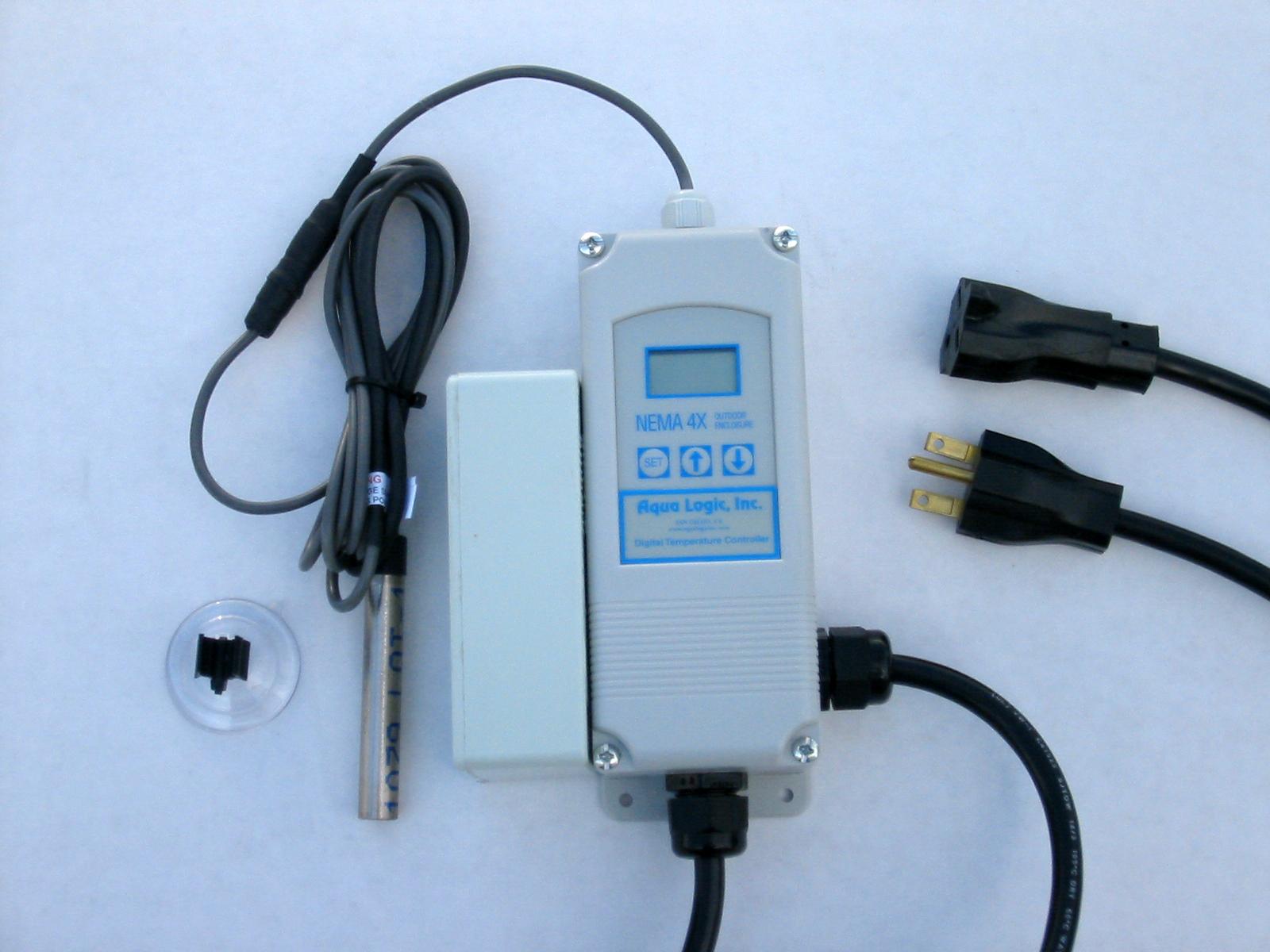 Digital Temperature Controllers | Aqualogic