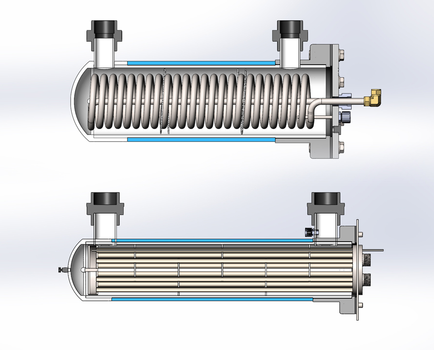 Learn How A Heat Exchanger Works Aqualogic