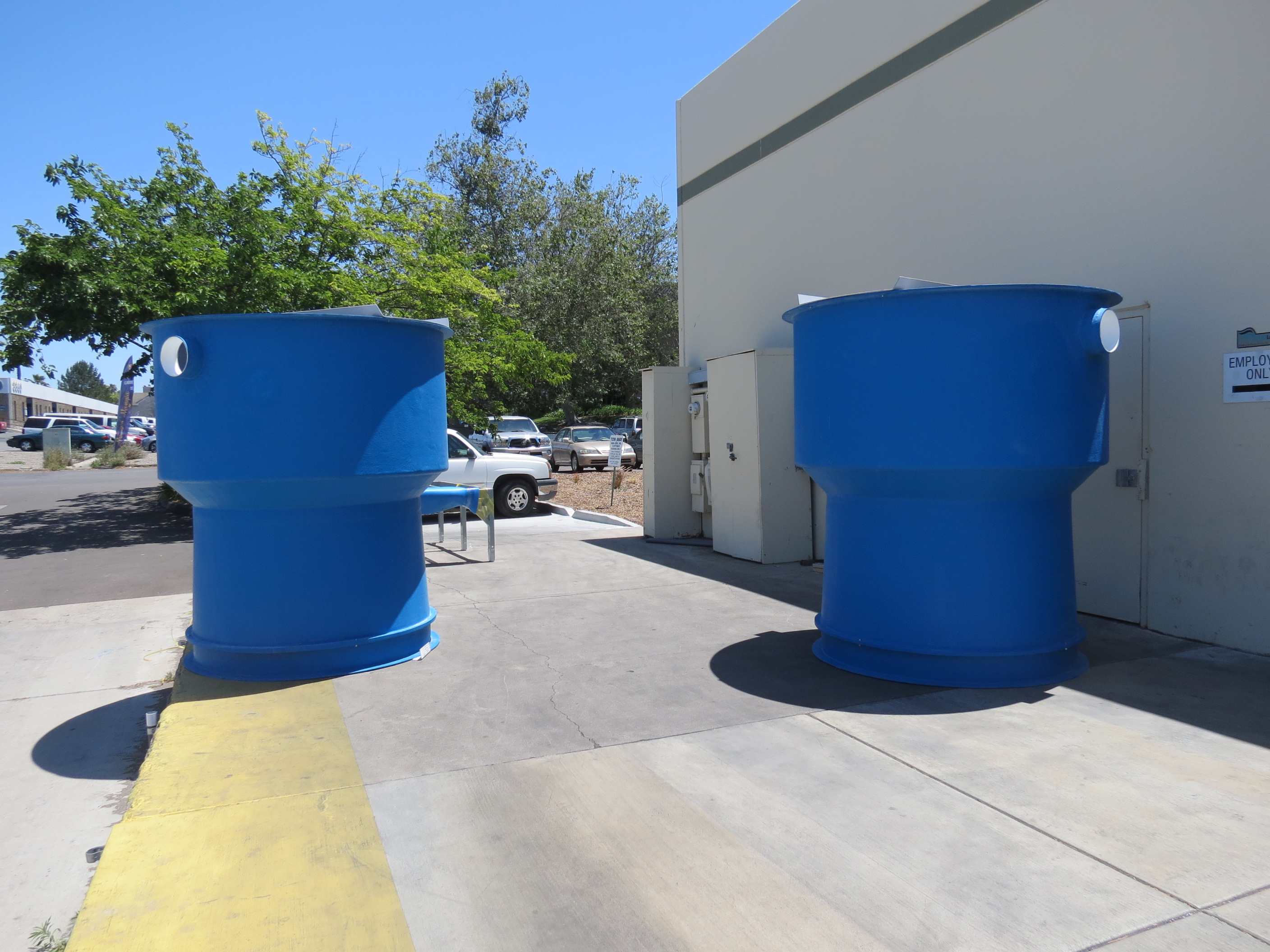 Fiberglass Tanks Aqualogic