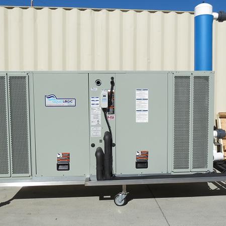 Multi Temp Air Cooled Chiller Aqualogic