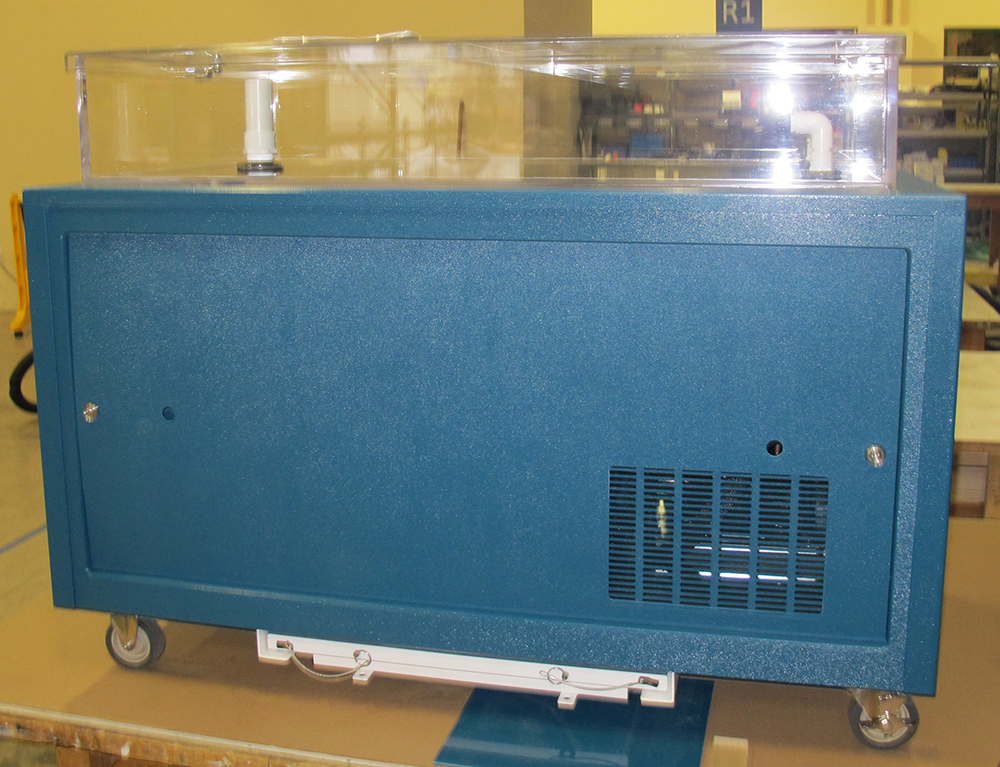 Newport Aquarium Portable Touch Tank Aqualogic