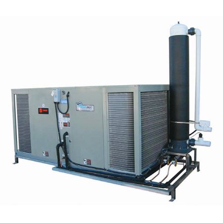 Titan Air Cooled Heat Pump Aqualogic